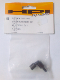 RC HPI DIFFERENTIAL SHAFT NITRO RS4 #A558