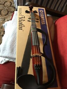 Yamaha electric violin SV 250