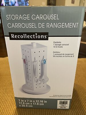 Recollections Storage Carousel. Brand New Unopened Box.