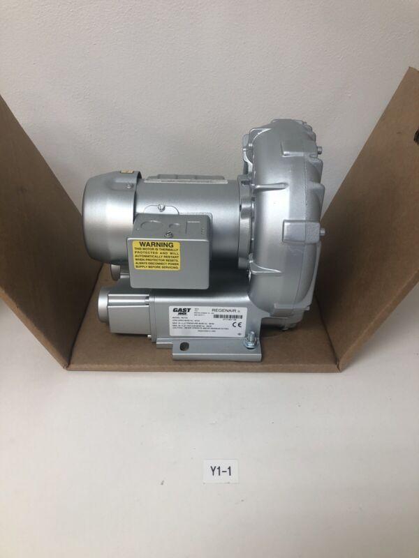 Gast R2103 Regenerative Blower New Fast Shipping Warranty