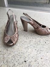 SEYCHELLES fabric shoes size 9 Newport Hobsons Bay Area Preview