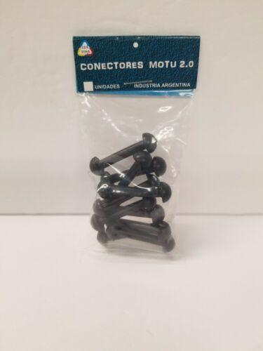 Motu Leg Band Replacement Connectors 10 pack