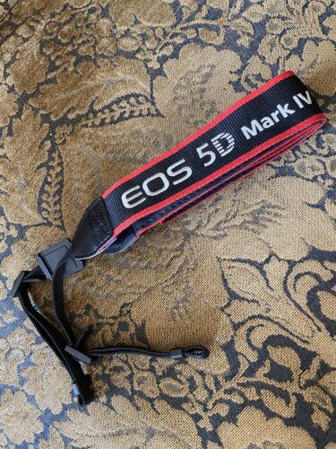 CANON DSLR EOS 5D Mark IV CAMERA NECK STRAP Authentic Genuine OEM - $11.99