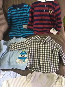 Boys clothing 3-6months