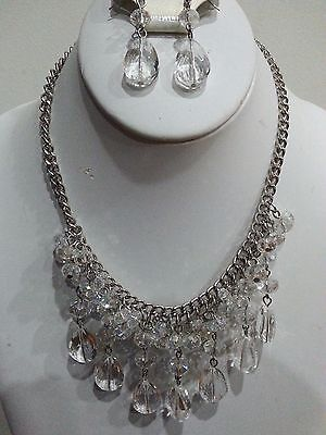 WHOLESALE LOT 5 SETS HIGH END QUALITY NECKLACE EARRINGS