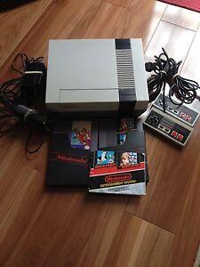 Nintendo Nes system games