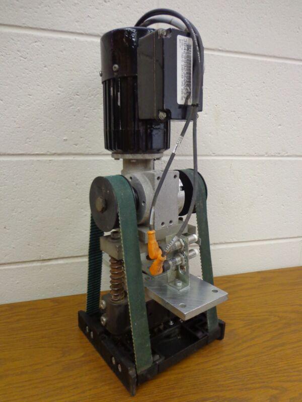 Bodine Electric 34Y6BFPP Motor Belt System Bosch Pneumatic Cylinder 3842311901