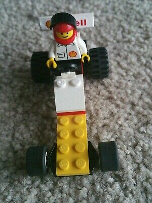 LEGO 1250-1 Shell Promotional Set, Service Station Series - Dragster