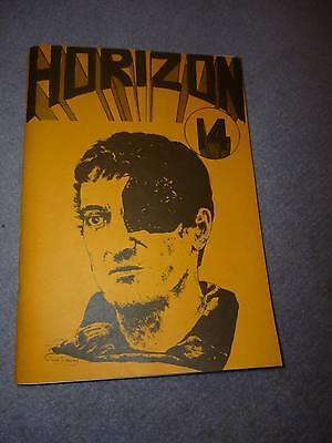 Blake's Seven 7 Vintage Fanzine: Horizon # 14