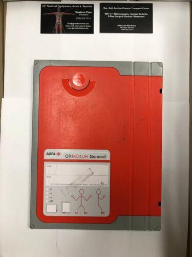 18x24 cm AGFA CRM D4.0R CR Cassette