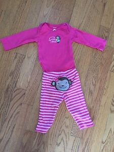 Baby girl outfits 6-12 months
