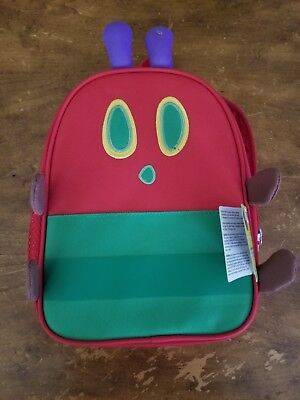 The Very Hungry Caterpillar Lunch Bag NWT
