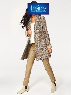 Edle Wollmantel Business-Stil, PATRIZIA DINI. Camel. NEU!!! KP 129.90 € SALE %%%