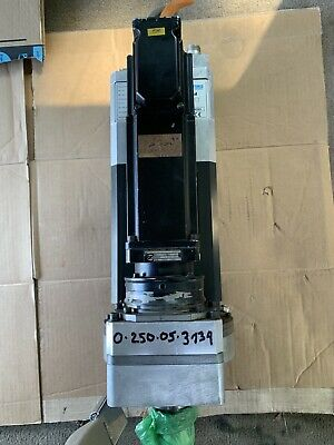 Omlat Homag Pn 4-075-03-0437 12 Hp Hsk Atc Spindle Motor With C Axis.