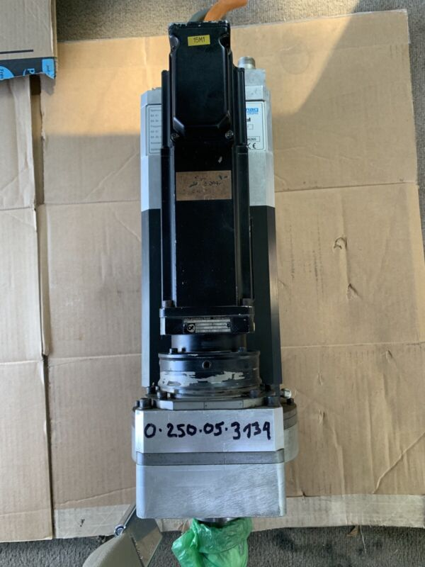 Omlat, Homag Electrospindle P/N 4-075-03-0437, 12 hp, HSK ATC,  With C Axis.