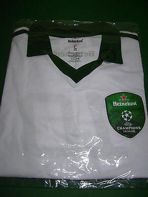 Heineken Champions League Trikot Größe L neu in OVP