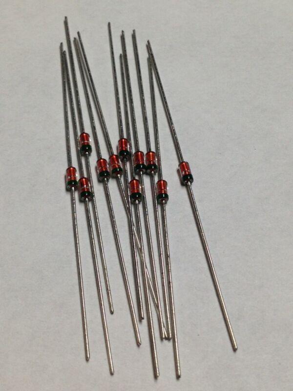 1N34A Germanium Diode DO-35 100 pcs