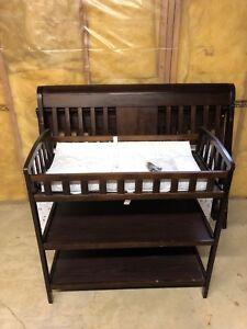 Baby Crib / Mattress and Change Table