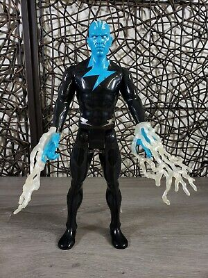 "Hasbro 12"" Marvel Legends MCU Amazing SPIDER-MAN 2 ELECTRO loose action figure"