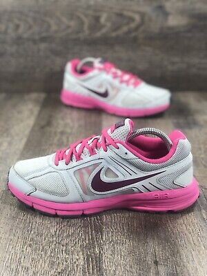 Nike Women's Running Shoes Size 9 Pink White FAST SHIPPING