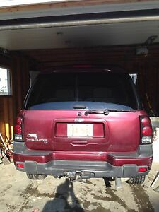 Chevrolet Trailblazer 2005 4WD