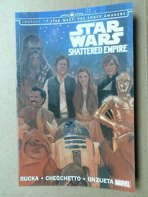STAR WARS: SHATTERED EMPIRE ~ TPB/Graphic Novel