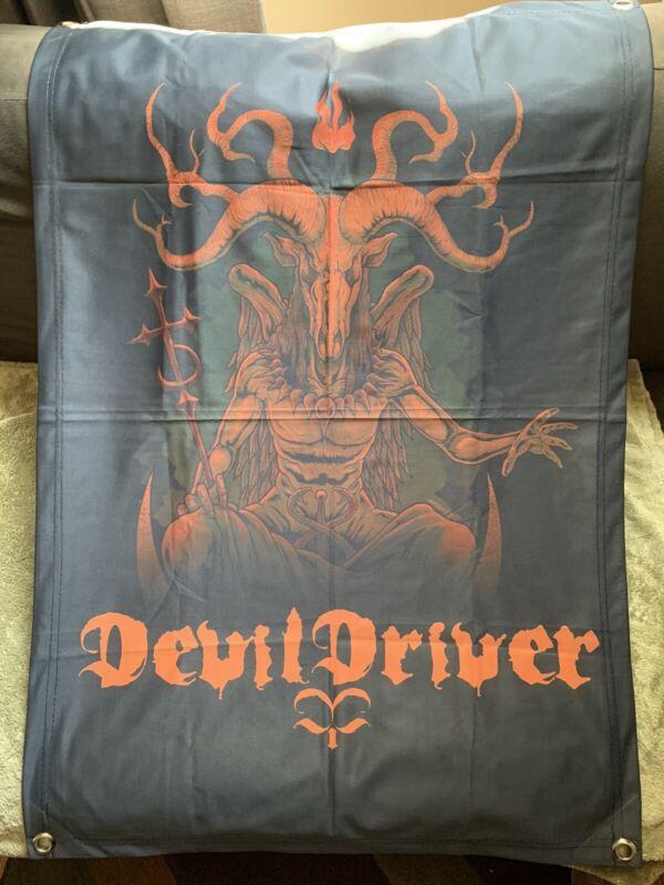 Devil Driver Wall Flag