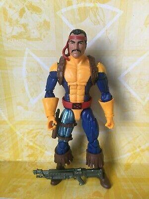 Marvel Legends Hasbro Caliban BAF Series Forge Action Figure (T4)
