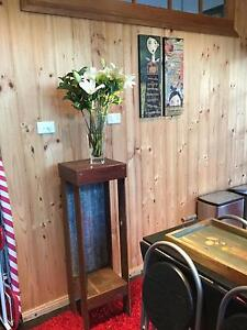 Industrial recycled repurposed flower/hall stand. Woy Woy Gosford Area Preview