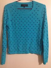 Rag & Bone New York blue jumper - size S Sandgate Brisbane North East Preview