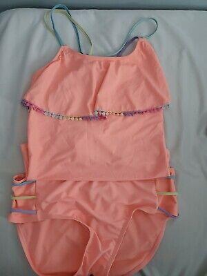 Justice Girls Plus Size Swim Suit- Size 20plus