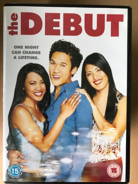 Dante Basco Eddie Garcia THE DEBUT ~ 2001 Filipino-American Comedy ~ UK DVD
