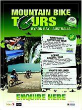 Mountain bike tours Byron bay Byron Bay Byron Area Preview