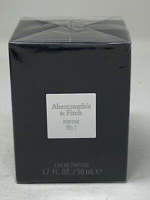 Abercrombie & Fitch Perfume No.1  1.7oz EDT BNIB!!! DISCONTINUED!!! SEALED!!