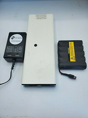 Sebra Tube Sealer Set - 2380 Portable Battery Generator -as-is Parts
