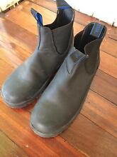 "REDUCED Mens ""Steel Blue"" brand work boots Deagon Brisbane North East Preview"