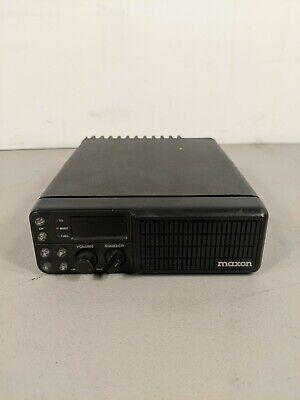 Maxon Sm-4150m Programmable Ham 40w 16 Ch Vhf Radio
