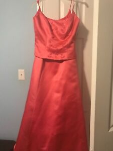 Two pieces dress