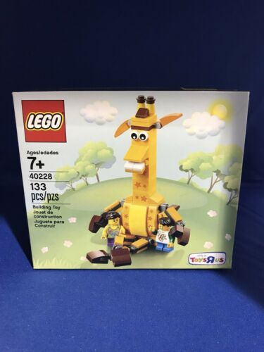 LEGO 40228 - GEOFFREY FRIENDS - TOYS R US EXCLUSIVE - NEW FACTORY SEALED - $24.99