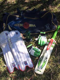 Cricket Set, barely used. Brisbane City Brisbane North West Preview