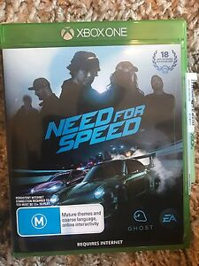 Need For Speed XBOX ONE Adelaide CBD Adelaide City Preview