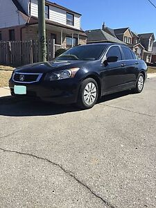 2008 Honda Accord LX Well Maintained Low Km