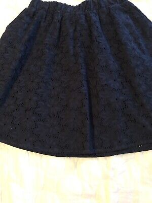 The Webster Miami At Target Girls Skirt Size XS Blue Lace