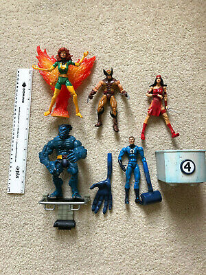 Marvel Legends Series 4, 5 and 6 Loose Lot Used