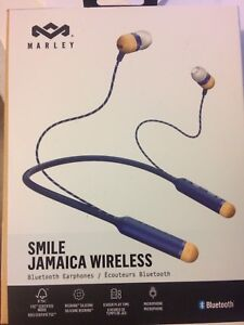 House of Marley Smile Jamaica In-Ear Bluetooth