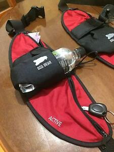 SPORT-RUNNING-WALKING-GYM WAIST BAG PACK $15 EACH Seaton Charles Sturt Area Preview