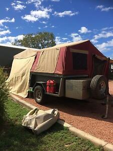 Heavy duty off road camper trailer Southern Cross Charters Towers Area Preview