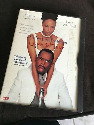 A Thin Line Between Love and Hate (DVD, 1996) -