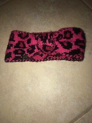 Betsey Johnson Ear Warmer Headband
