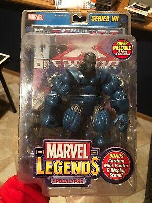 Marvel Legends APOCALYPSE 6 inch Series 7 Action Figure Toy Biz BRAND NEW
